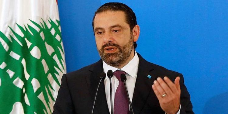 El primer ministro del Líbano, Saad al-Hariri (Foto: AFP)