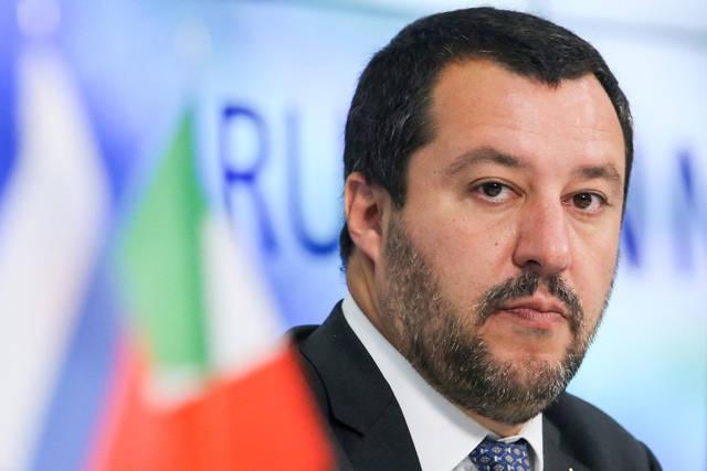 Matteo Salvini (Foto: MCT)