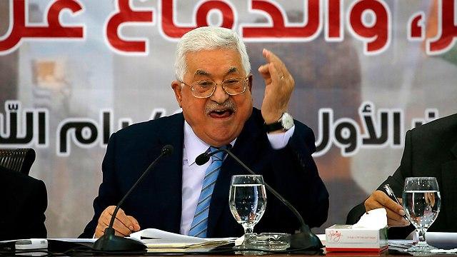 El presidente de la Autoridad Palestina (AP), Mahmoud Abbas (Foto: AFP)