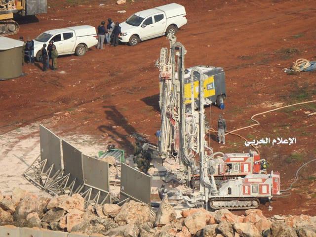 Hezbolá documenta la actividad de las FDI en la frontera entre Israel y el Líbano