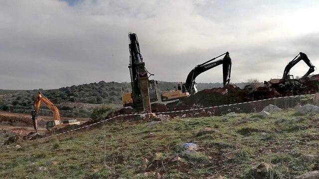 Hezbolá documenta las fuerzas de las FDI en acción