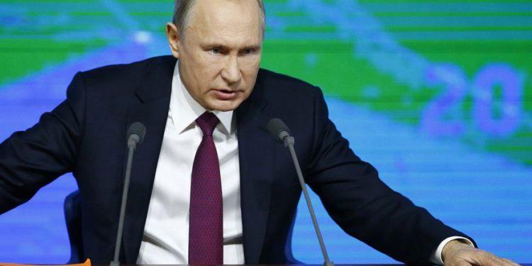 Putin: Nadie debería considerar ir a la guerra con Rusia