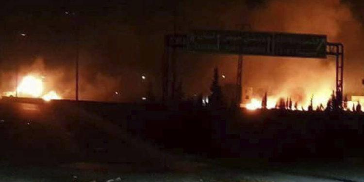 Hezbolá niega que el reciente ataque de Israel en Siria tuviera como objetivo sus depósitos de armas