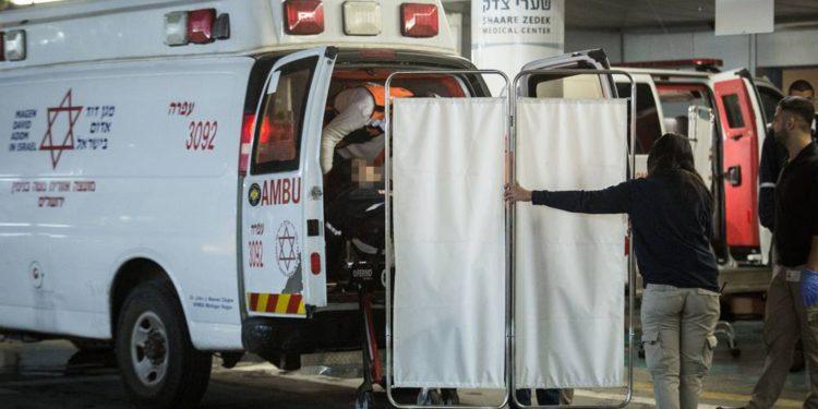 Condición embarazada gravemente herida en ataque terrorista en Ofra mejora levemente