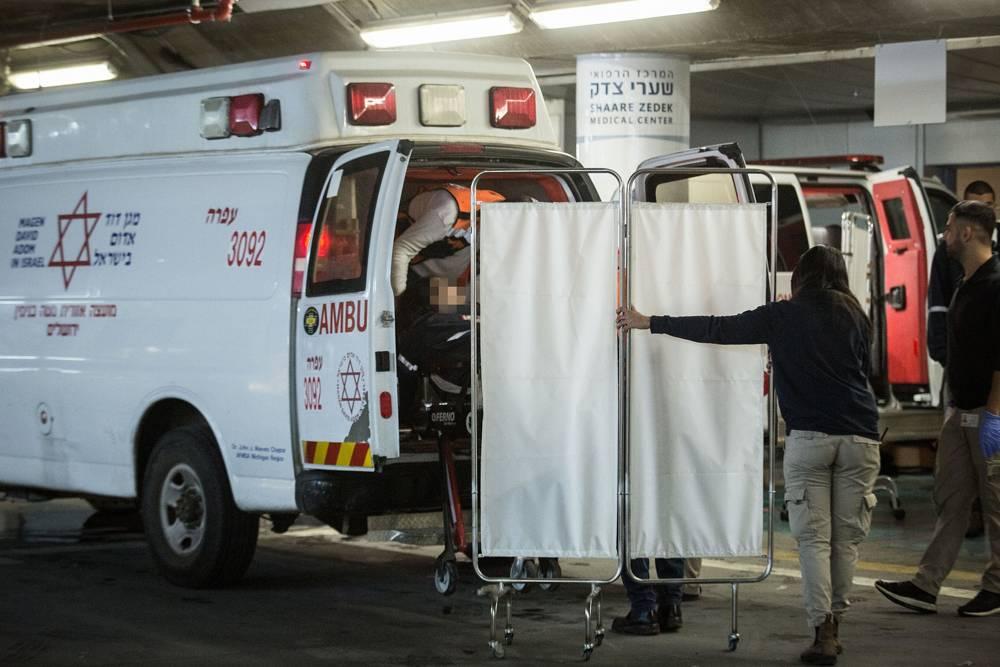 Médicos salvan al bebé de mujer en estado crítico por ataque en Samaria