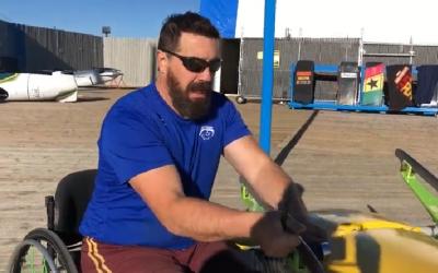 Dave Nicholls (Captura de pantalla / YouTube)