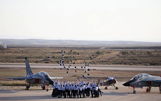 Por qué la Fuerza Aérea de Israel está siempre en alerta