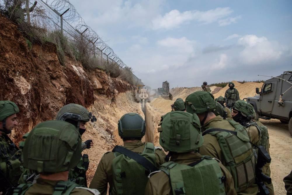 FDI encuentra cuarto túnel de ataque de Hezbolá excavado en Israel desde el Líbano