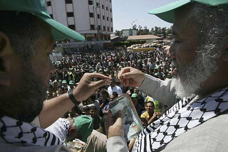 El dinero de Qatar para Hamas es un grave problema para Israel