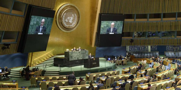 Emiratos Árabes Unidos y Bahrein votaron contra Israel en la ONU