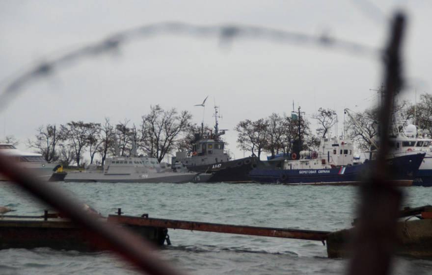 Ni Rusia ni Ucrania abandonarán fácilmente el mar de Azov