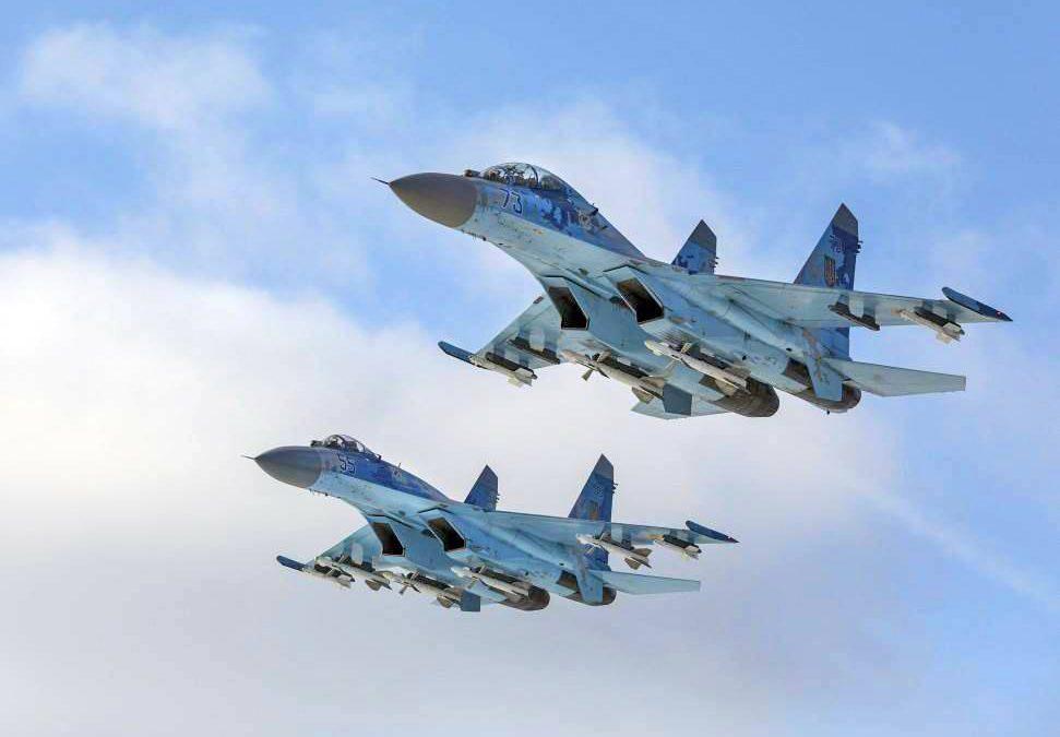 Ucrania despliega divisiones de asalto aéreo a la frontera entre Ucrania y Rusia