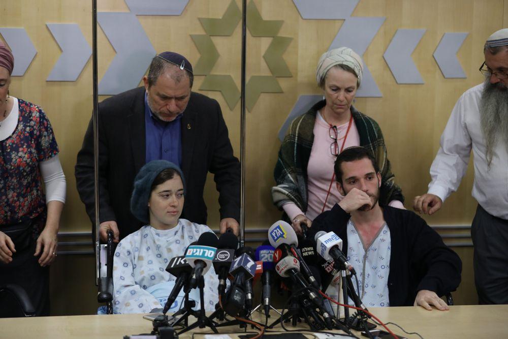 """Madre de bebé asesinado por terroristas musulmanes: """"La sangre de Israel corre por mis venas"""""""