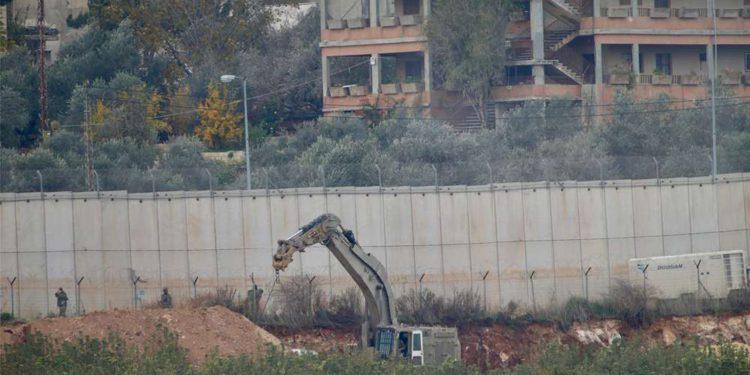 Por supuesto, Hezbolá estaba haciendo túneles bajo la frontera