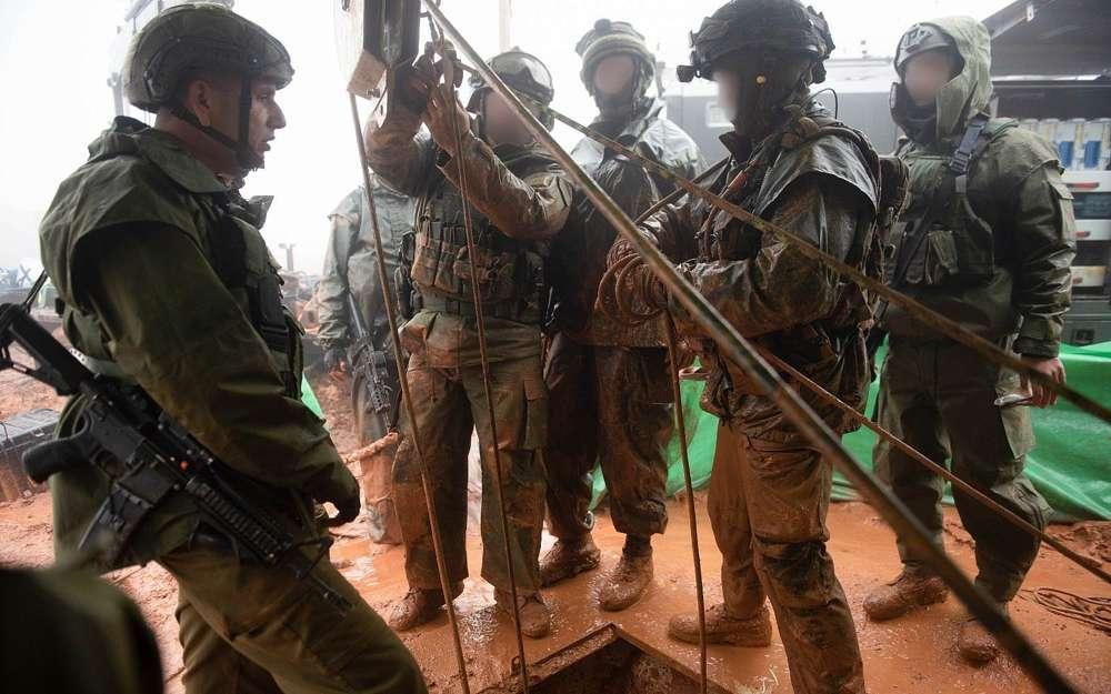 FDI publica audio sísmico de Hezbolá cavando en Israel
