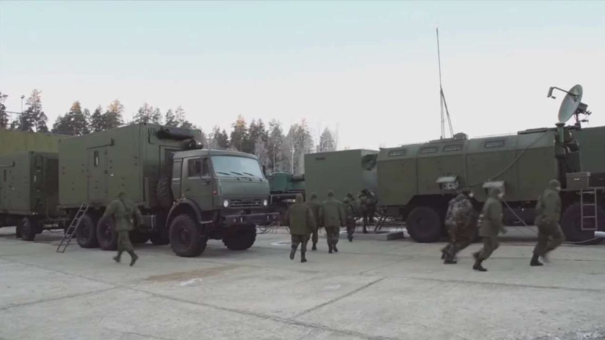 Rusia despliega nueva arma láser y amenaza a los aliados de EE. UU.