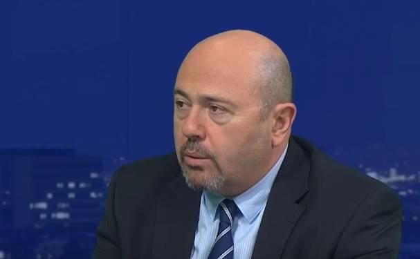 Embajador de Israel en Rusia, Gary Koren.(Captura de pantalla de YouTube)