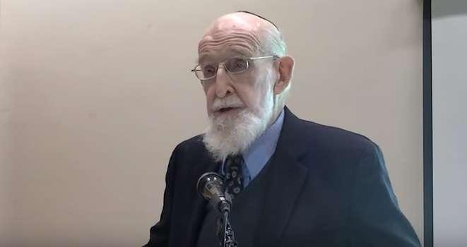 Dr. Shimon Glick (captura de pantalla de YouTube)