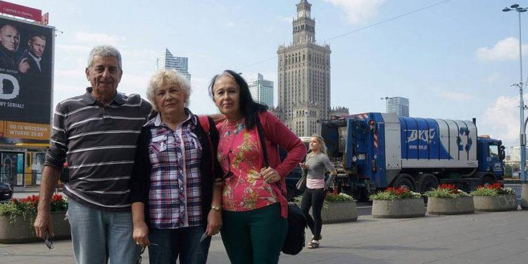 A pesar de las tensiones por el Holocausto, el turismo de israelíes a Polonia está en auge