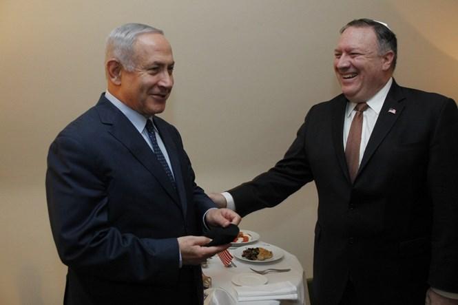 Pompeo a Netanyahu: Estados Unidos seguirá comprometido con la seguridad de Israel