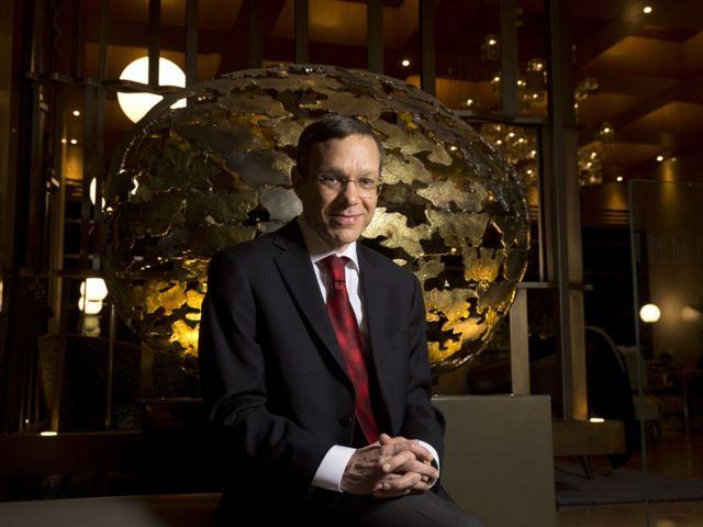 Avi Loeb, presidente del departamento de astronomía de la Universidad de Harvard. (Moti milrod)