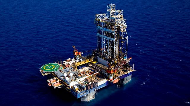 El campo de gas Leviatán (Foto: Albatros)