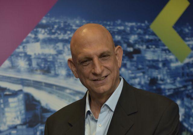 El presidente de la Autoridad de Innovación de Israel, Aharon Aharon. (Crédito de la foto: Cortesía)