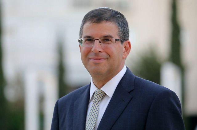 El rabino doctor Shaul Farber (Foto: Coco)