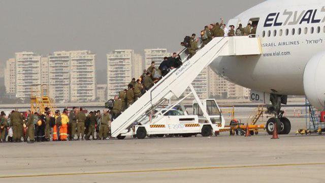 El equipo de búsqueda y rescate de la FID se dirige a Brasil (Foto: Unidad de Portavoces de la FID)