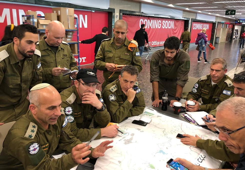 Equipo de búsqueda y rescate de la FID en Brasil (Foto: Unidad de Portavoces de la FID)