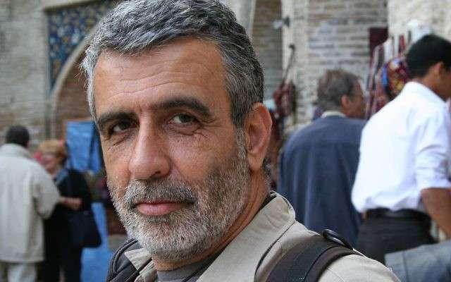 Arqueólogo israelí, el profesor Israel Finkelstein.(Argonauter, CC-BY-SA, a través de wikipedia)