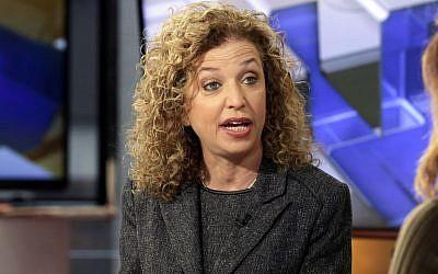 Representante Debbie Wasserman Schultz, D-Fla. (AP / Richard Drew)