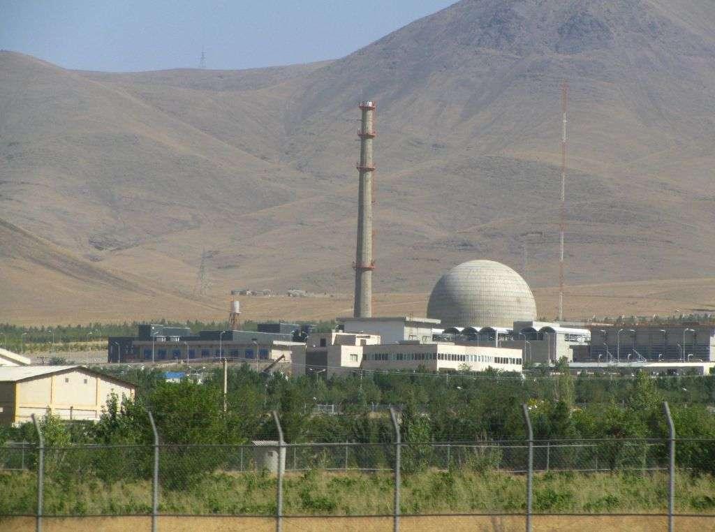 Ilustrativo: las instalaciones nucleares de agua pesada de Irán cerca de la ciudad central de Arak.(CC-BY-SA 3.0 / Wikimedia / Nanking2012)