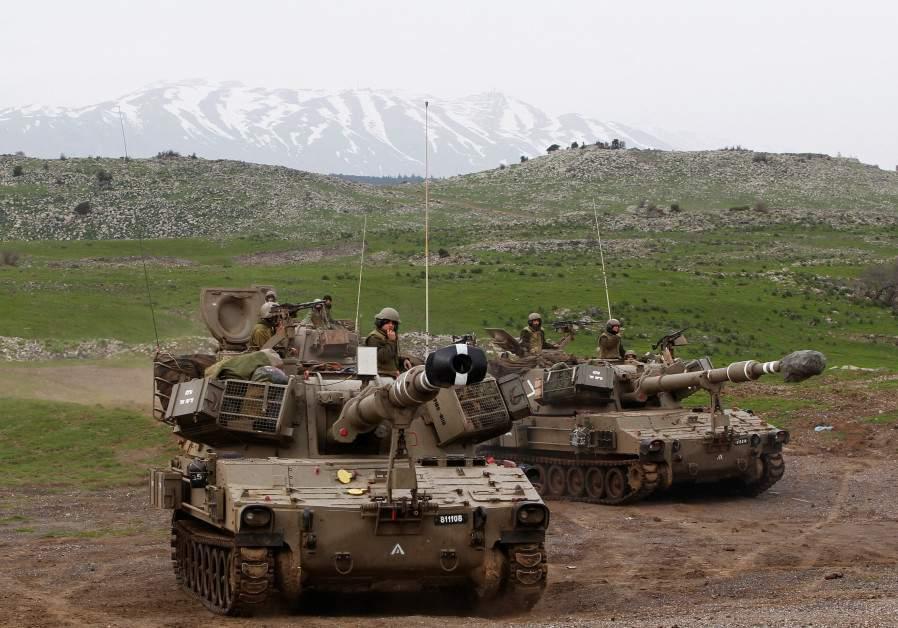 Soldados de las Fuerzas de Defensa de Israel fueron atacadas desde Siria