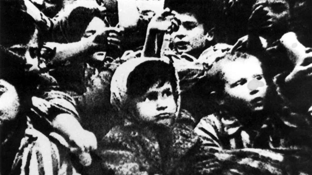 Soñando con la tierra de Israel en el horror del Holocausto