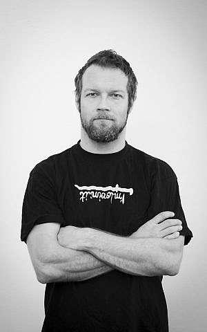 El artista finlandesa Jani Leinonen.(Pirje Mykkänen, valokuvaaja / Wikipedia CC-BY-SA-4.0; Kansallisgalleria, Helsinki / Galería Nacional de Finlandia)