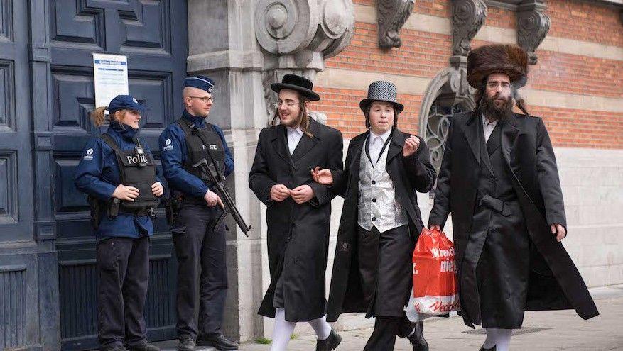 En medio de informes de repetidos fallos de seguridad, muchos judíos belgas sienten que su gobierno los está dejando vulnerables.(Cnaan Liphshiz / JTA)