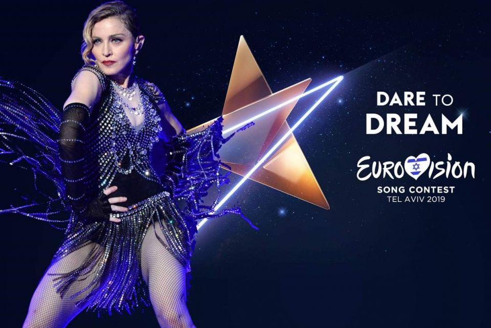 Madonna podría presentarse en Tel Aviv para el festival Eurovisión