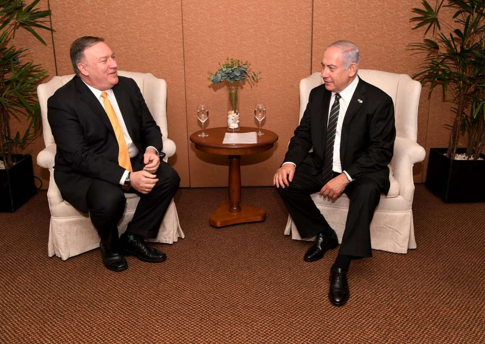 Pompeo a Netanyahu: la retirada de Siria no altera el compromiso con la seguridad de Israel