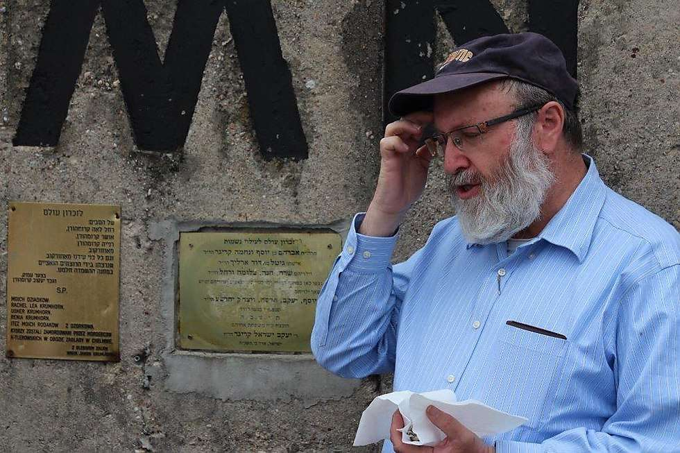 Rabino Avraham Krieger