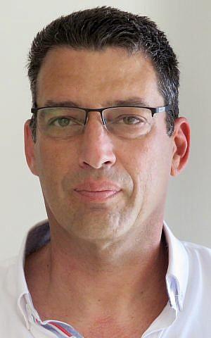 Raz Bar-On, CEO de Nitinotes (Cortesía)