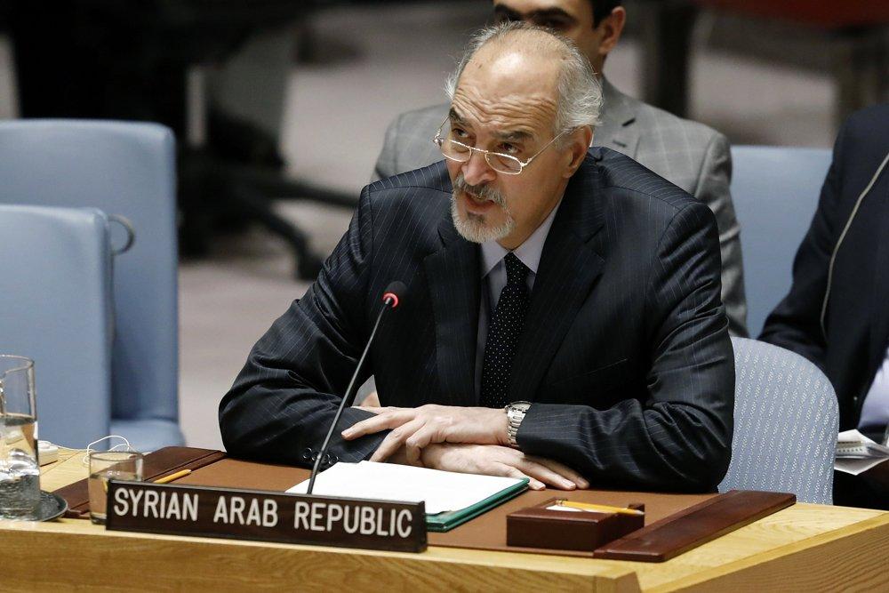 Embajador de Siria en la ONU amenaza con atacar el aeropuerto Ben Gurión de Israel