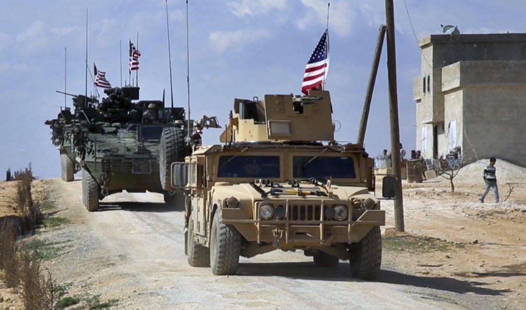 Syria US Escalation A Horo
