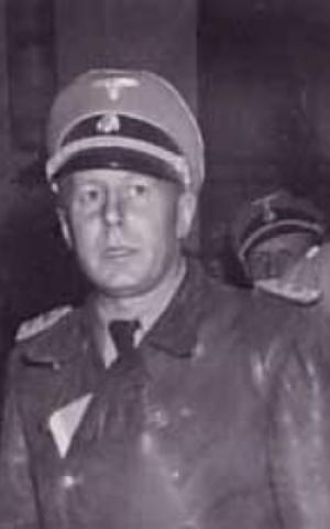 El ex nazi Walter Rauff. (Dominio publico)