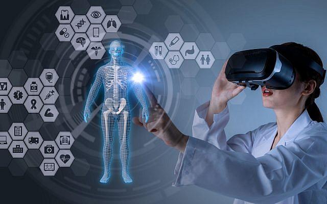 Imagen ilustrativa de la tecnología de salud digital (chombosan; iStock by Getty Images)