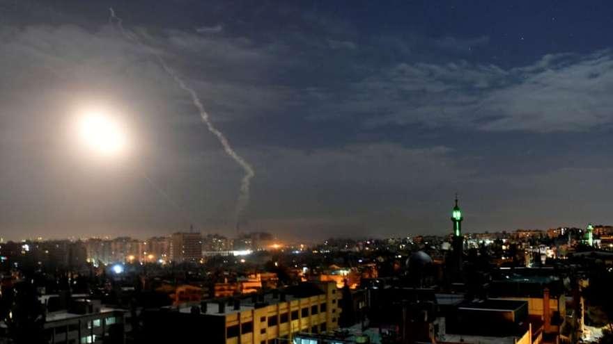 La batalla de Israel con Irán en Siria está de vuelta en alta velocidad y lejos de terminar