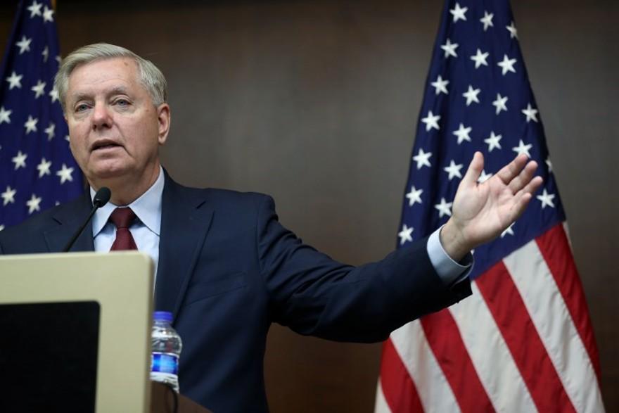 """Graham insta a retirada lenta de Siria para evitar """"escenario de pesadilla"""" para Israel"""