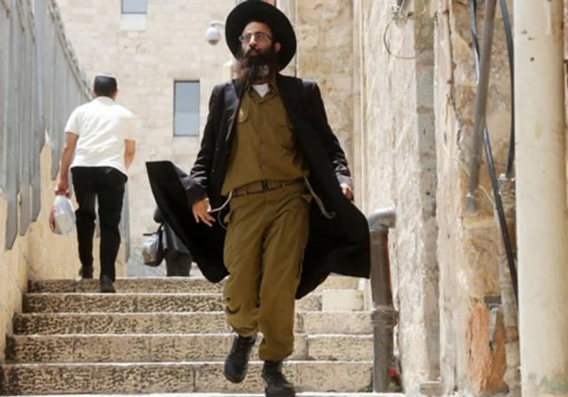 (Crédito: MARC ISRAEL SELLEM / THE JERUSALEM POST)