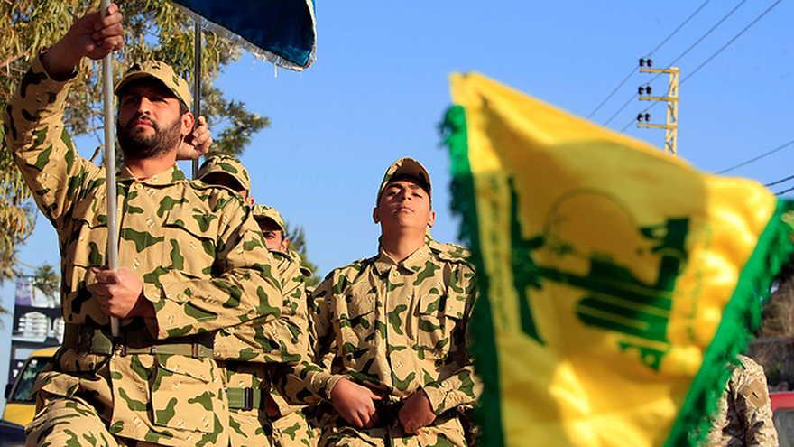 Hezbolá en el Líbano (Foto: AP)