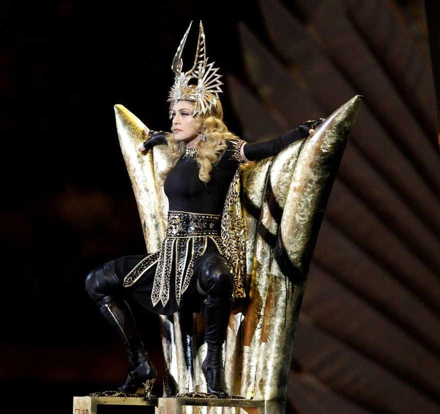 Madonna (Foto: AP)